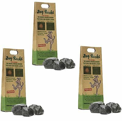 Dog Rocks - 3x 200g - Lawn Burn Protection -  Posted Today if Paid Before 1pm