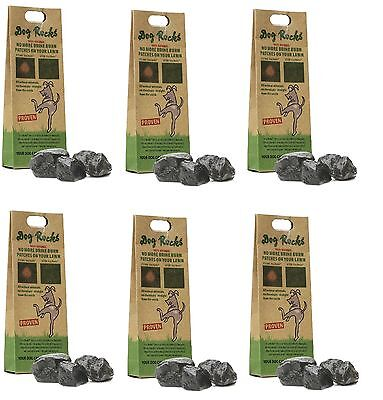 Dog Rocks - 6x 200g - Lawn Burn Protection -  Posted Today if Paid Before 1pm
