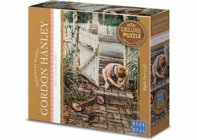 Blue Opal Hanley Right Over Left Jigsaw Puzzle 1000 piece