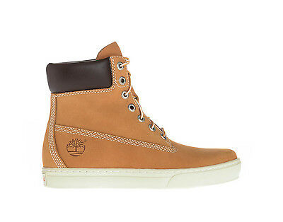 Timberland Men's Earthkeepers Newmarket 6-Inch Cupsole Boot In Wheat