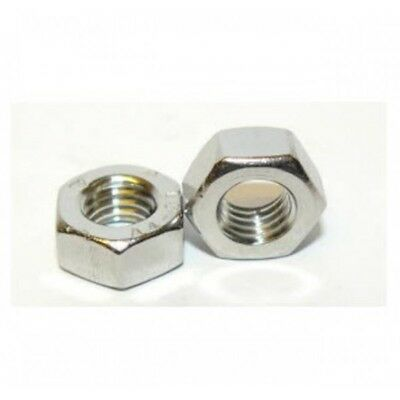 M16 Hex Nut - A2 Stainless Steel DIN934
