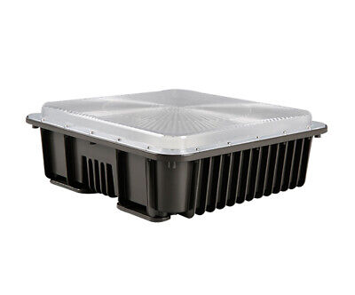 75 Watt High Bay Canopy LED Light Gas Station, Warehouse UL DLC 5 Year Warranty