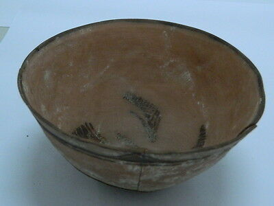 Ancient Large Size Teracotta Painted Pot Indus Valley 2500 BC #PT158