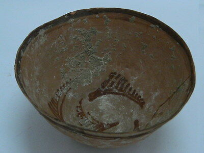 Ancient Large Size Teracotta Painted Pot Indus Valley 2500 BC #PT1526
