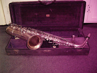 1922 C Melody Professional Orchestral Saxophone