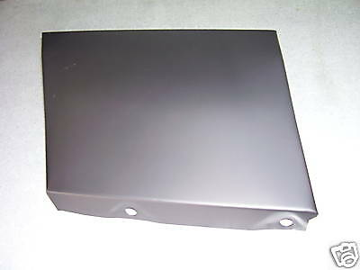 Holden HQ HJ HX HZ WB Front Guard Lower Repair Panel