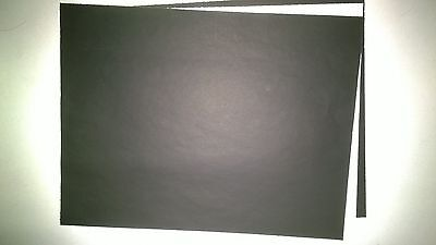 "20 Sheets Black Carbon Paper 8 1/2"" x 11"" Good for Tracing,Stenciling,Office"