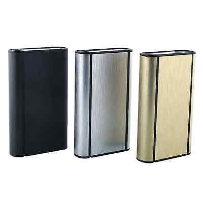 Auto-Ejection Slim Case Holder Lighter Box Container For 10 Cigarette