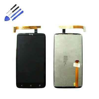 New LCD Display + Touch Screen Assembly For ONE X PJ46100 S720E with Tools