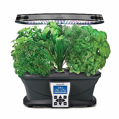 Miracle-Gro AeroGarden Ultra LED Indoor Garden with Gourmet Kit by AeroGrow HVI