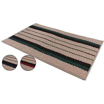 Tapis d 39 entr e tapis de sol 40cm x 60cm marron eur 9 for Paillasson lavable en machine