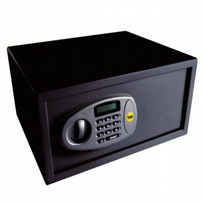 Yale Laptop High Security Home Safe (Y-Lts0000) Digital Electronic Heavy Duty