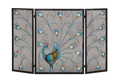 MTL FIRE SCREEN 48inW, 32inH 55275