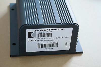 Curtis 1205M-6B403 DC Controller - New - Ships from USA