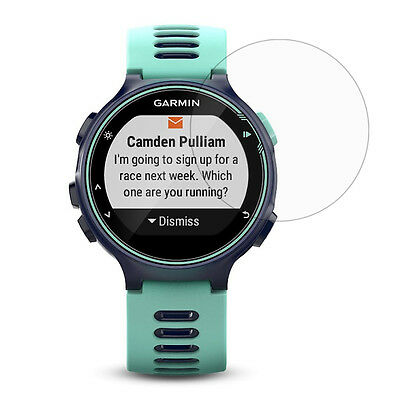 Clear LCD Screen Protector Guard Cover Shield Film for Garmin Forerunner 735XT