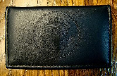 Business/Credit Card Case - George W Bush Signature - Presidential - White House
