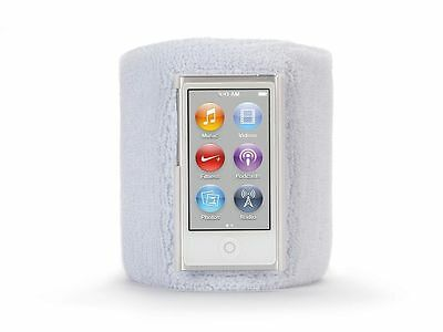 WHITE SportCuff Wristband case for iPod nano (7th gen & 8th gen.) RE37763