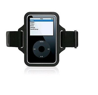 SPORT Armband BLACK Case Streamline for iPod Classic 6G | 7G