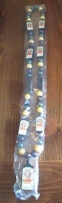 Jagermeister Necklace Light Up Mini Jager Bottle Mardi Gras Fat Tuesday Beads