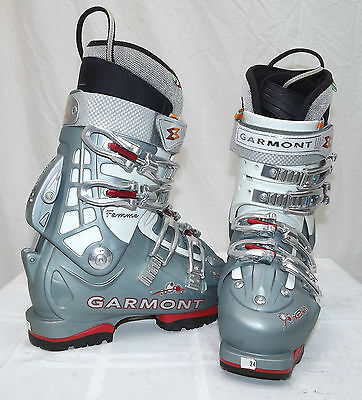 Garmont Xena New Womens AT boots Size 24.5 #345256