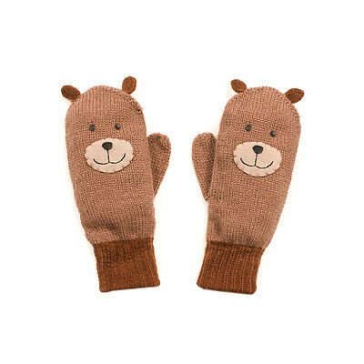 Kidorable small bear mittens