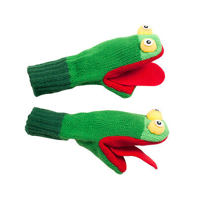 Kidorable small frog mittens