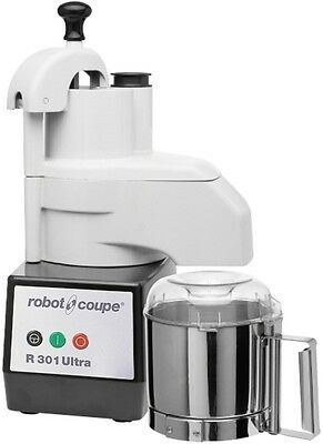 Robot Coupe R301 Ultra Food Processor Cutter Vegetable Slicer Restaurant Cafe