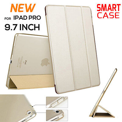 Smart Magnetic Case Slim Leather Stand Folding Cover For Apple iPad Pro 9.7