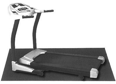 Gympak PVC Treadmill Equipment Mat (36-x78-Inch) by Gympak M3678T6 OOO