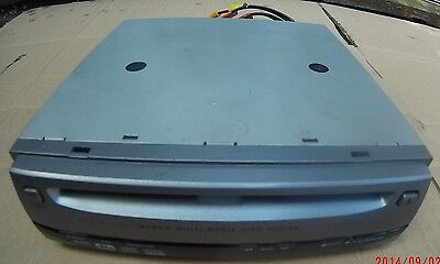 Toyota Exchange Mem Dvd Player Unit Pz462-00370-Ex