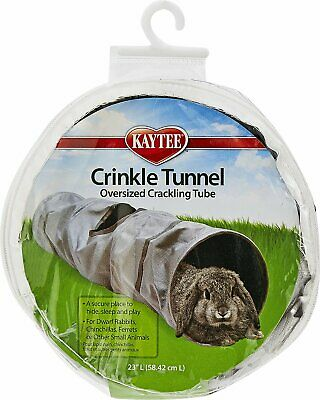 Kaytee Crinkle Tunnel Direct from Manufacturer