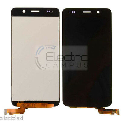 For Huawei Y6 honor 4 Lcd Display Screen Touch Digitizer Lens Black Replacement