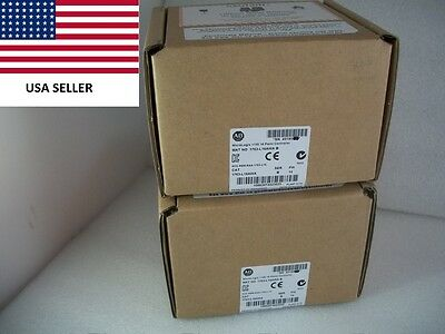 *Ships Today* Allen Bradley 1763-L16AWA Micrologix 1100 AB Processor Mico