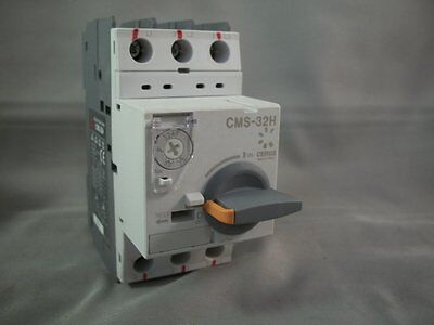Manual Motor Starter Cerus CMS-32H 1 ~ 1.6 Amp New 2-yr Warranty