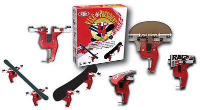 Kuu Sport Vise President | Wide Skis Snowboard Fixation Clamps Home Tuning