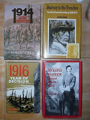 1,100 + Military Book Collection  /  All Different Titles