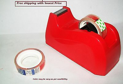 Desktop Mini Tape Dispenser And Cutter Free Shipping A
