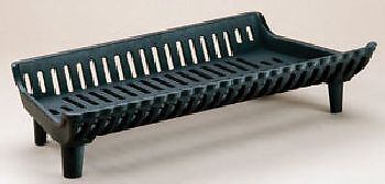 Large Cast Iron Wood Grate
