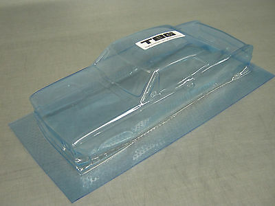 1/24 1966 Chevelle Ss Classic Body Clear Lexan Vintage