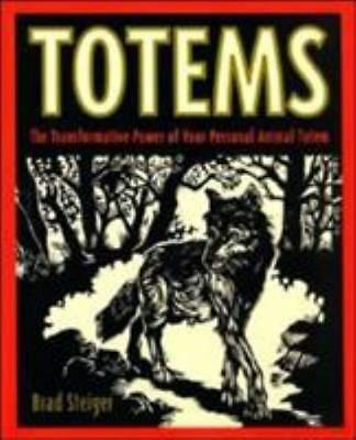Totems: Power of Your Personal Animal Totem Wiccan Pagan Spiritual Library