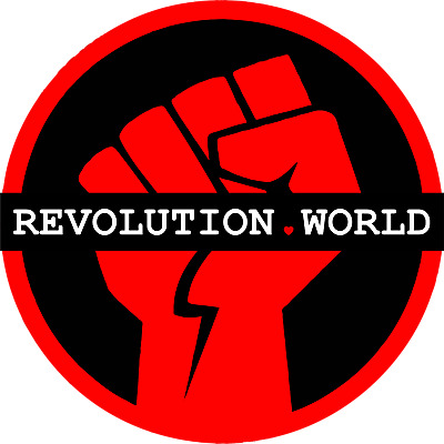 REVOLUTION.WORLD Premium One Word Domain Name For Sale