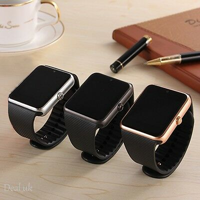 GT08 Bluetooth Smart Watch Phone Mate For Samsung Sony Android