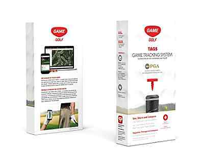 Game Golf Digital Shot Tracking Tags Set Real Time, Identify Your Strengths New