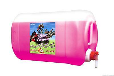 Gee bike Cleaner bicycle motorcycle motocross 25L Litre  car Gets muc off fast!