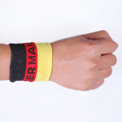 sweat band sweatbands wristbands wristband Germany sweatbands 1 pair 2 pieces