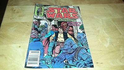 1984 Marvel Comics STAR WARS #85 Great condition Han Solo Chewbacca