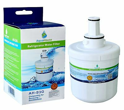 Compatible fridge water filter for Samsung DA29-00003G HAFIN2/EXP Aqua Pure Plus