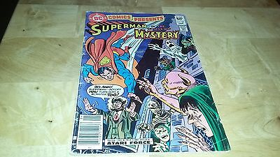 1983 DC Comics SUPERMAN In the House of Mystery #53