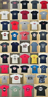 Levis Mens Tshirts Lot of 232 Assorted Small,Medium,Large,X-Large