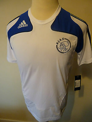 mens AJAX away shirt - size 36/38 BNWT ( 2009 )